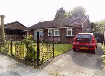Thumbnail 2 bed semi-detached bungalow for sale in Kilnwick Close, Manchester