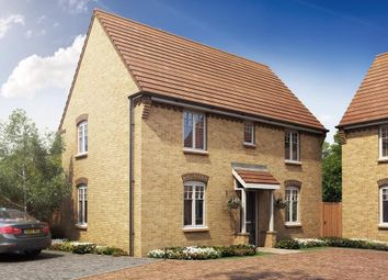 """Thumbnail 3 bedroom semi-detached house for sale in """"Hadley"""" at Southern Cross, Wixams, Bedford"""
