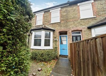 Thumbnail 2 bed terraced house for sale in Chaldon Road, Caterham, Surrey