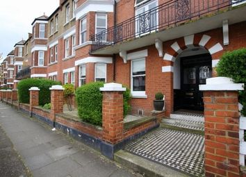 Thumbnail 3 bed flat to rent in Alwyne Mansions Alwyne Road, Wimbledon