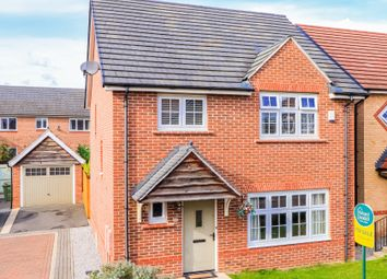 Thumbnail 4 bed detached house for sale in Millfield Drive, Wrenthorpe, Wakefield