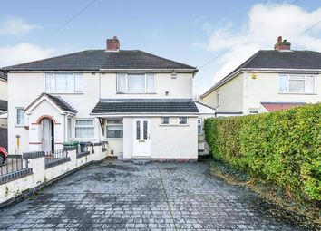 3 bed semi-detached house for sale in Norbury Avenue, Pelsall, Walsall WS3