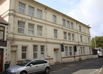 Thumbnail 1 bed flat to rent in Mill Street, Pontypridd