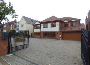 Thumbnail 8 bed detached house for sale in Hamilton Avenue, Harborne, Birmingham
