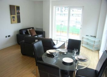 Thumbnail 2 bed flat to rent in Xq7, Taylorson Street South, Salford Quays, Salford, Greater Manchester