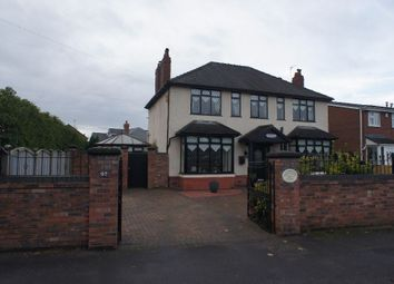 Thumbnail 5 bed detached house for sale in Greymist House, Manchester Road, Warrington