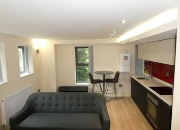 Thumbnail 1 bed flat to rent in Park Crescent, Manchester
