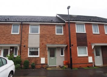 Thumbnail 3 bed terraced house for sale in Celsus Grove, Swindon, Wiltshire