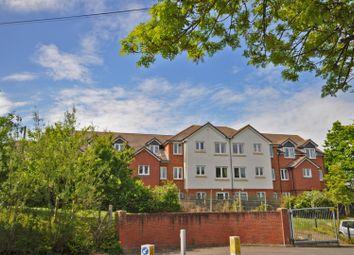 Thumbnail 1 bed flat for sale in Garrett Court, Vicarage Lane, Hailsham