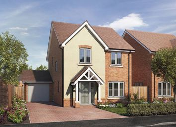 "Thumbnail 4 bed detached house for sale in ""The Larfield"" at St. Legers Way, Riseley, Reading"