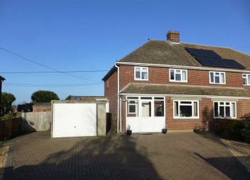 Thumbnail 3 bed semi-detached house for sale in Otmoor View, Merton, Bicester