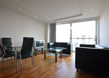Thumbnail 1 bed flat to rent in City Lofts, The Quays, Salford Quays