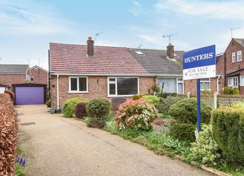 Thumbnail 2 bedroom bungalow for sale in Victoria Close, Yeadon, Leeds