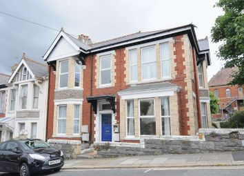 Thumbnail 2 bed flat for sale in Maple Grove, Mutley, Plymouth