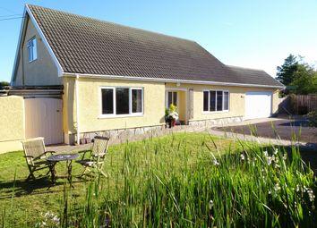 Thumbnail 4 bed detached bungalow for sale in Hafan, Felinwynt, Cardigan