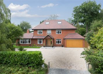 Thumbnail 6 bed detached house for sale in Mill Lane, Chalfont St Giles, Buckinghamshire