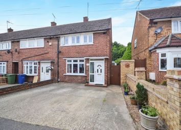 Thumbnail 3 bed end terrace house for sale in Cullen Square, South Ockendon
