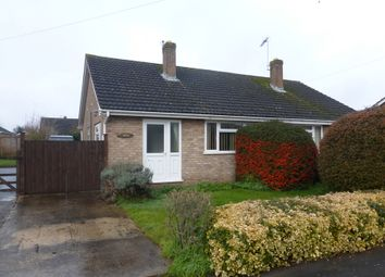 Thumbnail 2 bedroom bungalow for sale in Simon Road, Longlevens, Gloucester
