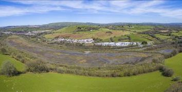 Thumbnail Land for sale in Serviced Plots, Coed Ely, Tonyrefail