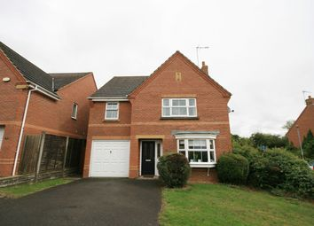 4 bed detached house to rent in Spartan Close, Wootton, Northampton NN4