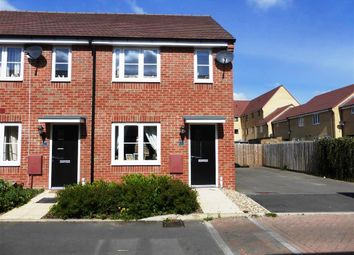 Thumbnail 2 bed end terrace house for sale in Wolseley Drive, Dunstable