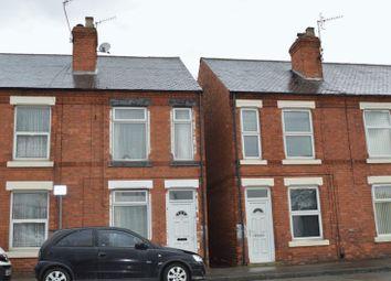Thumbnail 2 bed terraced house for sale in Hucknall Lane, Bulwell, Nottingham