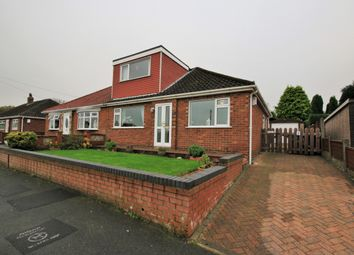 Thumbnail 3 bed bungalow for sale in Irwell Road, Orrell, Wigan