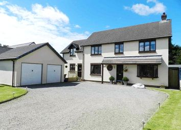 5 bed detached house for sale in The Meadows, Targate Road, Freystrop, Haverfordwest SA62