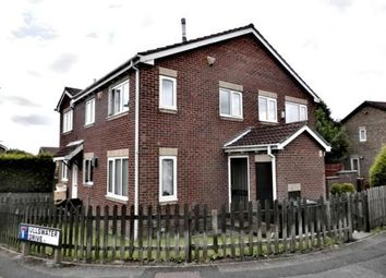 Thumbnail 2 bed semi-detached house to rent in Loweswater Avenue, Bradford