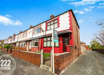 Thumbnail 3 bed end terrace house to rent in Morley Street, Warrington
