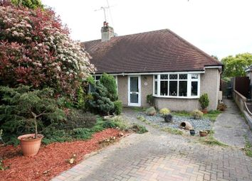 Thumbnail 3 bed semi-detached bungalow for sale in Sunningdale Road, Worthing, West Sussex