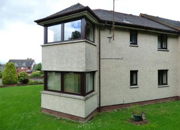 Thumbnail 2 bed flat for sale in Corberry Mews, Dumfries, Dumfries And Galloway