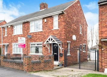 Thumbnail 3 bed semi-detached house for sale in Flockton Crescent, Handsworth, Sheffield