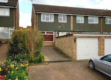 Thumbnail 3 bedroom detached house for sale in Garland Close, Hemel Hempstead