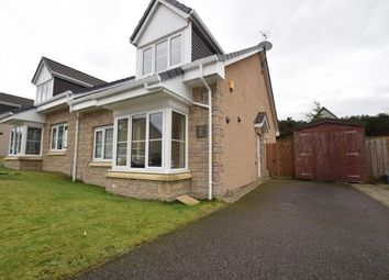 Thumbnail 4 bed semi-detached house to rent in Rowan Grove, Resaurie, Inverness