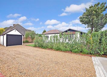 Thumbnail 3 bedroom detached bungalow for sale in Sea Avenue, Rustington, West Sussex