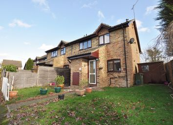 Thumbnail 2 bed end terrace house to rent in Woodger Close, Guildford