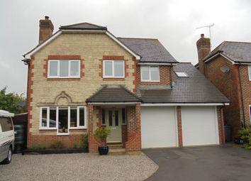 Thumbnail 5 bed detached house for sale in Newhurst Park, Hilperton, Trowbridge