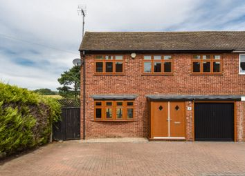 3 bed semi-detached house for sale in Vine Grove, Gilston, Hertfordshire CM20