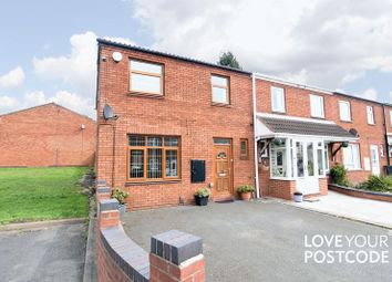 Thumbnail 3 bed semi-detached house for sale in Kilburn Place, Dudley