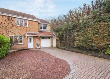 Thumbnail 4 bed detached house for sale in Barrowby Gate, Kingsdown Park, Swindon, Wiltshire