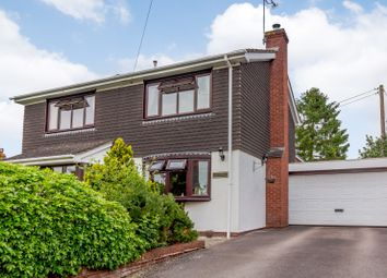 Thumbnail 4 bed detached house for sale in Broad Green, Nr Broadwas