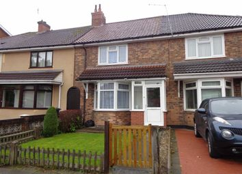 Thumbnail 3 bedroom terraced house for sale in Clements Road, Yardley, Birmingham