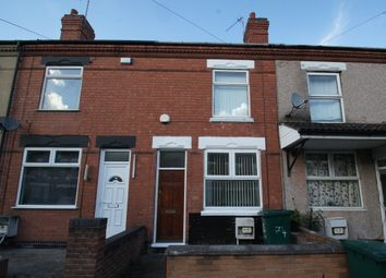 Thumbnail 3 bed terraced house to rent in Humber Avenue, Coventry