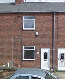 Thumbnail 2 bed terraced house for sale in Low Green, Knottingley, Yorkshire