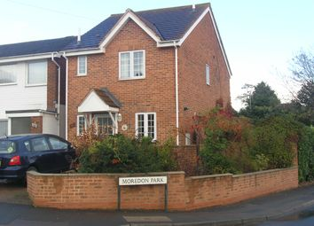 Thumbnail 3 bedroom property to rent in Moredon Park, Swindon