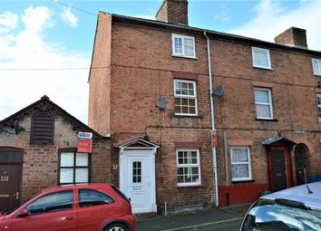 Thumbnail 3 bed end terrace house to rent in 13, Bryn Street, Newtown, Powys