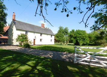 Thumbnail 3 bed farmhouse for sale in Charles Tye, Ringshall, Stowmarket