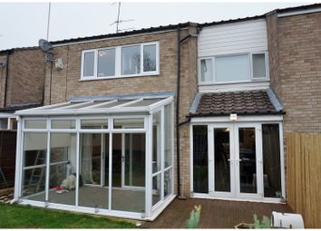 Thumbnail 3 bed terraced house for sale in Kensington Walk, Corby