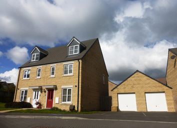 Thumbnail 3 bed semi-detached house for sale in Fitzgerold Avenue, Highworth, Swindon